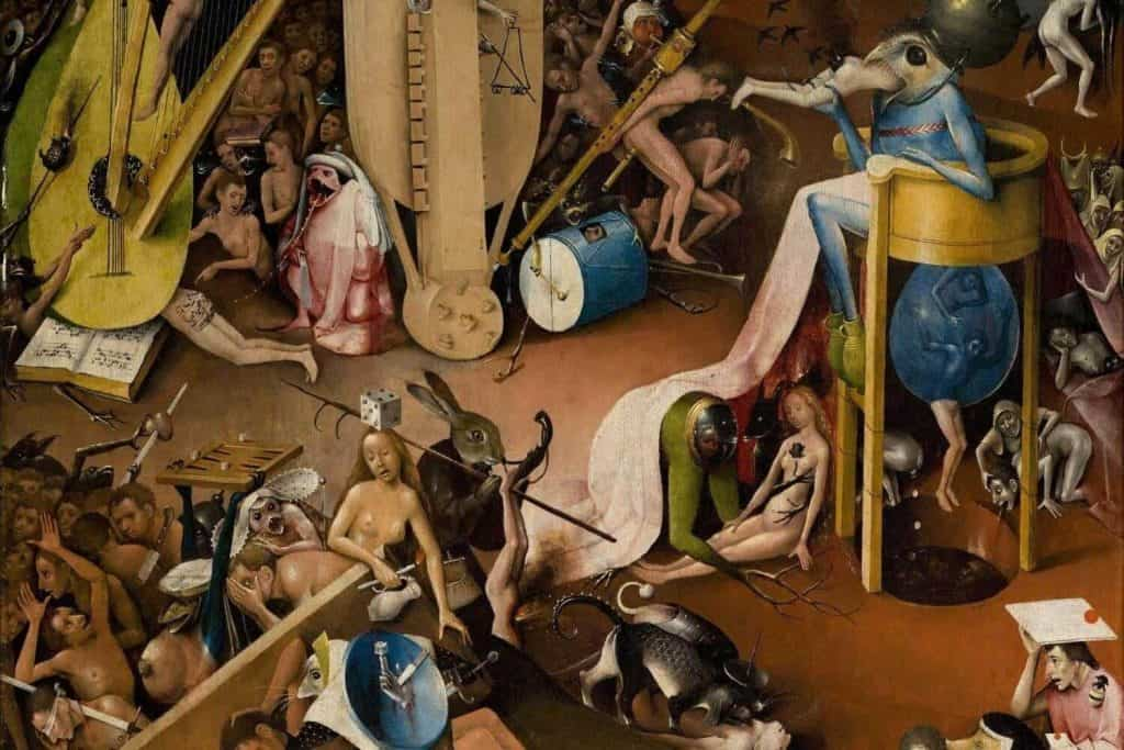 Hieronymus Bosch hell