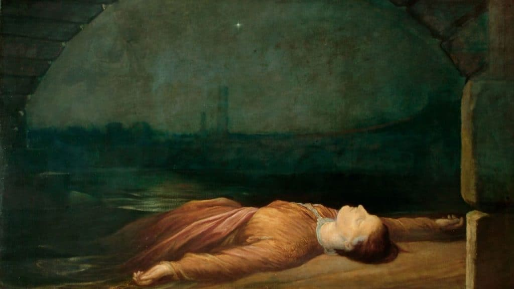 Found Drowned George Frederic Watts
