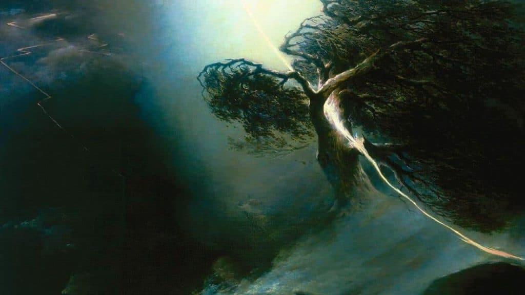 Vorobiev Oak Tree